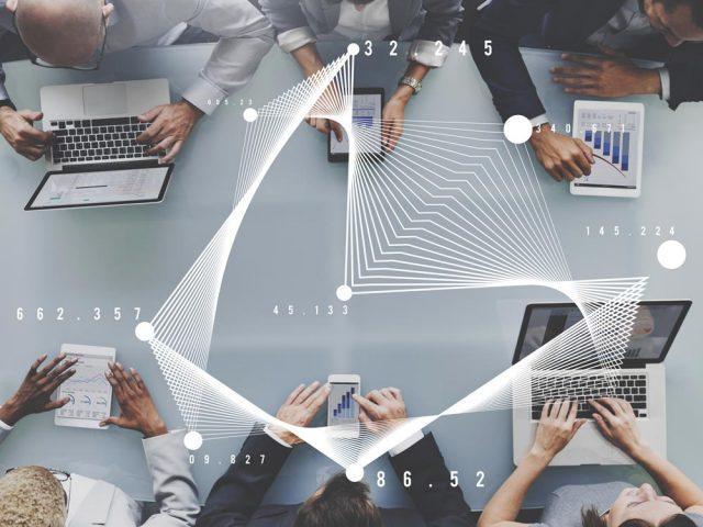 Data Analytics Technology Graphic