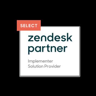 zendesk partner select implementation partner